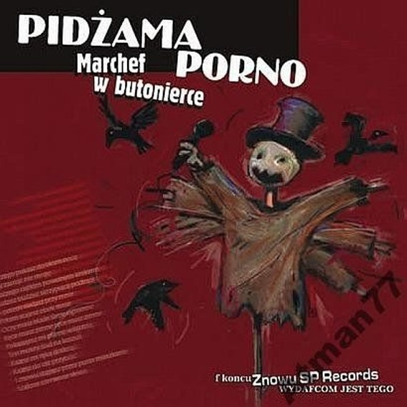 PIDŻAMA PORNO: MARCHEF W BUTONIERCE (CD)