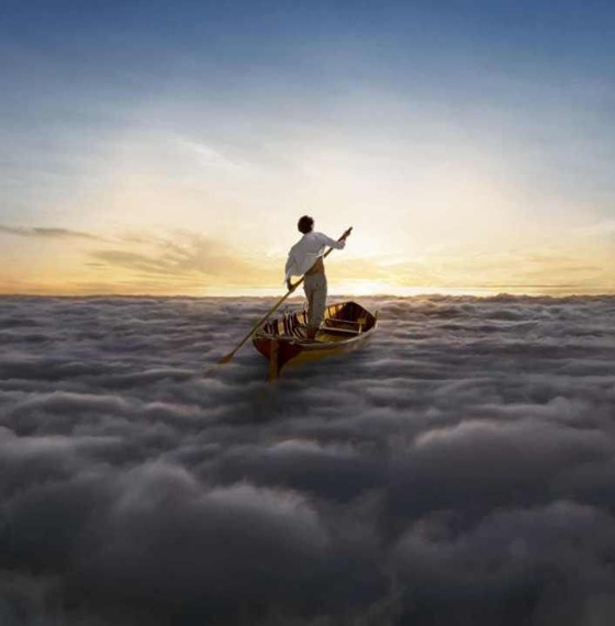 PINK FLOYD: THE ENDLESS RIVER (LIMITED)  (2LP VINYL)