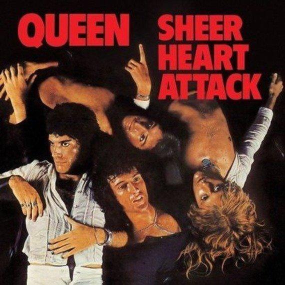 QUEEN: SHEER HEART ATTACK (CD)