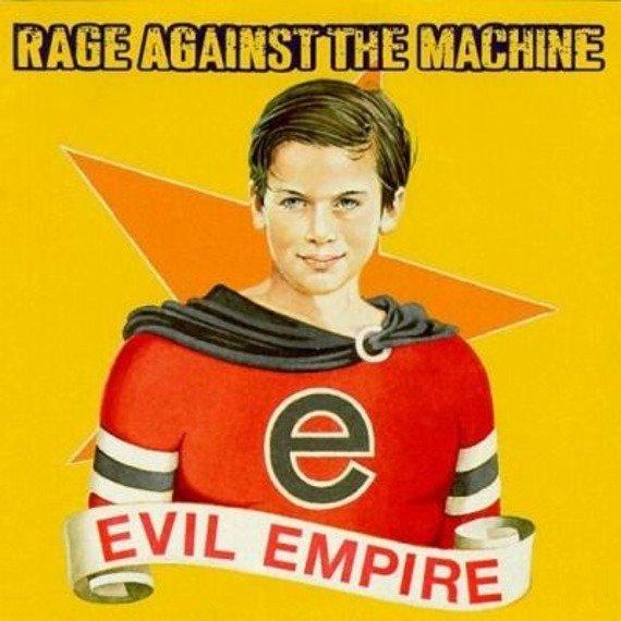 RAGE AGAINST THE MACHINE: EVIL EMPIRE (LP WINYL)