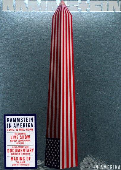 RAMMSTEIN: IN AMERIKA (2xBLU-RAY)