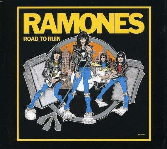 RAMONES: ROAD TO RUIN (CD)