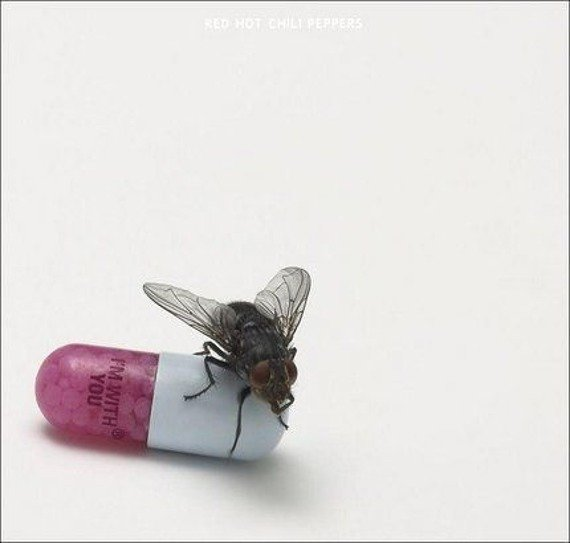 RED HOT CHILI PEPPERS: I'M WITH YOU (CD)