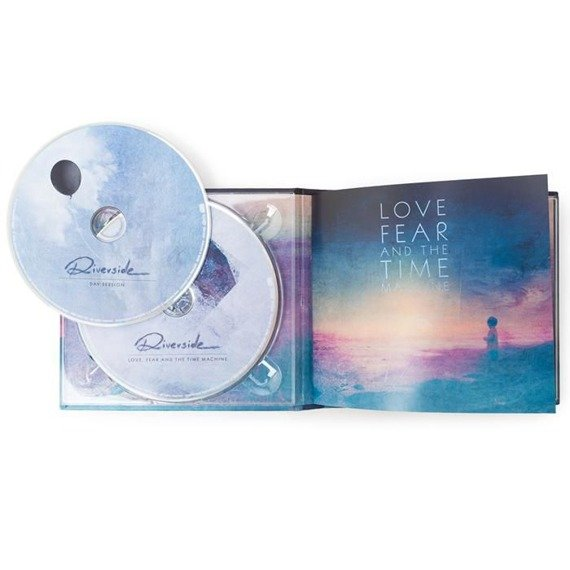 RIVERSIDE: LOVE, FEAR AND THE TIME MACHINE (2CD)