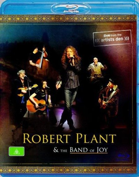 ROBERT PLANT & THE BAND OF JOY: LIVE FROM THE ARTISTS DEN (BLU-RAY)