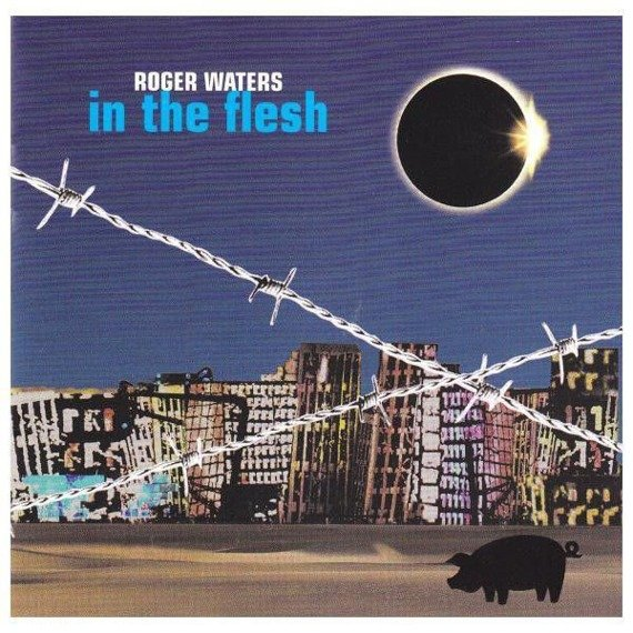 ROGER WATERS: IN THE FLESH (CD)