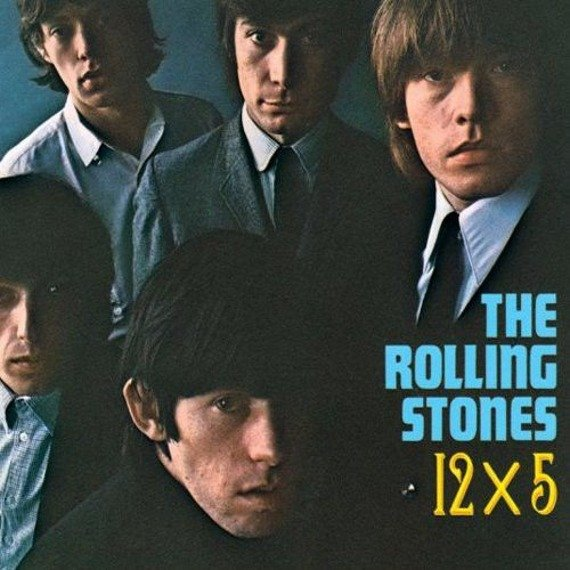 ROLLING STONES: 12X5 (CD) REMASTER