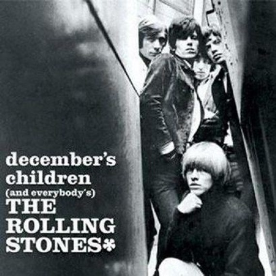 ROLLING STONES: DECEMBER'S  CHILDREN ( AND EVERYBODY'S (CD) REMASTER