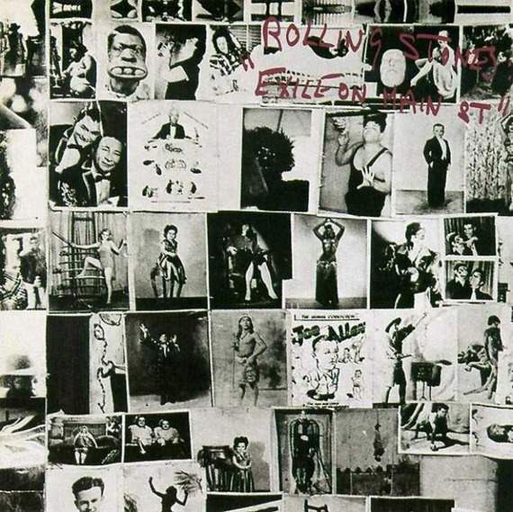 ROLLING STONES: EXILE ON MAIN STREET (CD) REMASTER