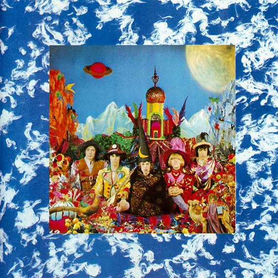 ROLLING STONES: THEIR SATANIC MAJESTIES REQUEST (CD) REMASTER