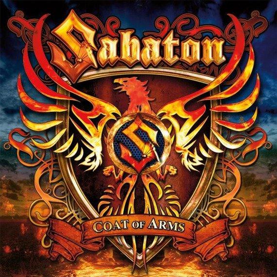 SABATON: COAT OF ARMS (LP VINYL)