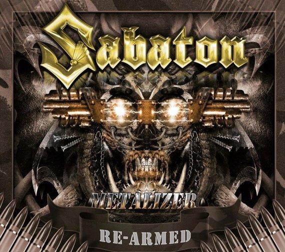 SABATON: METALIZER, RE-ARMED (2CD)