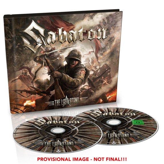 SABATON: THE LAST STAND (CD+DVD)