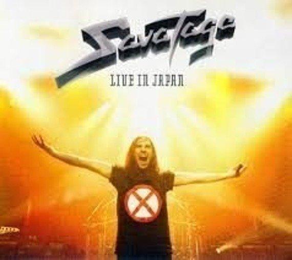 SAVATAGE: LIVE IN JAPAN (CD) DIGIPACK