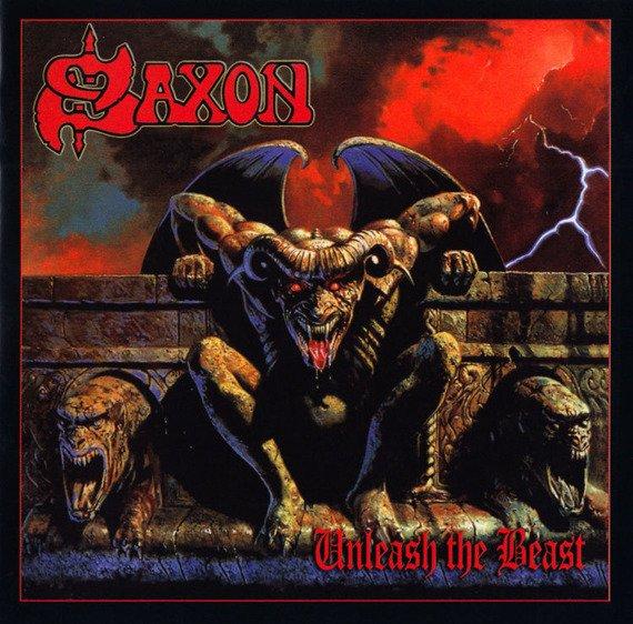 SAXON: UNLEASH THE BEAST (CD)