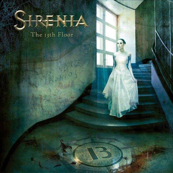SIRENIA: THE 13TH FLOOR (CD)