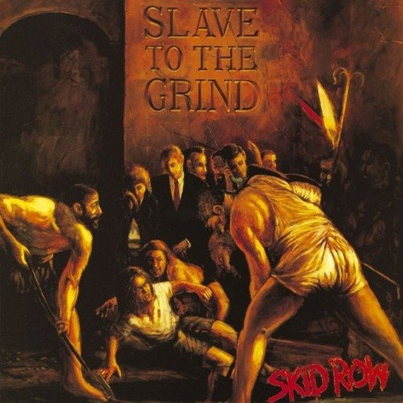SKID ROW: SLAVES TO THE GRIND (CD)