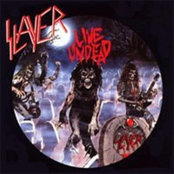 SLAYER: LIVE UNDEAD / HAUNTING THE... (CD)