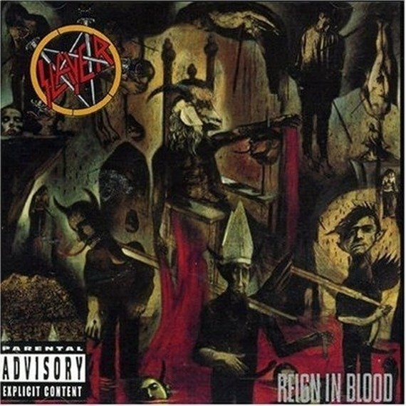 SLAYER : REIGN IN BLOOD (CD)