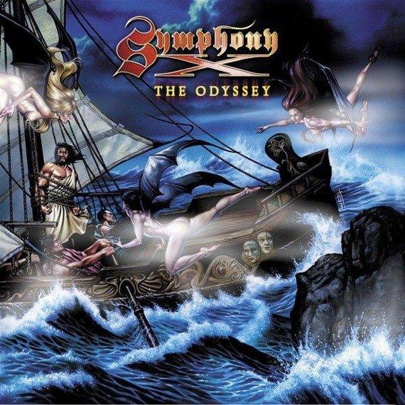 SYMPHONY X: THE ODYSSEY (CD)
