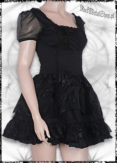 Sukienka gotycka LIVING DEAD SOULS