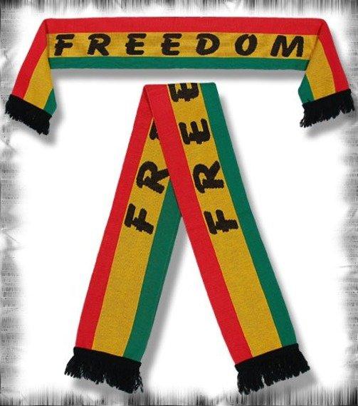 Szalik Rasta - Freedom