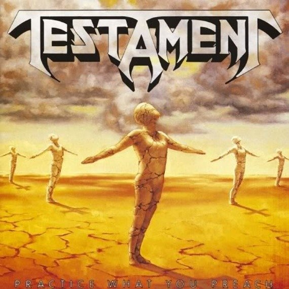 TESTAMENT: PRACTICE WHAT YOU PREACH (CD)