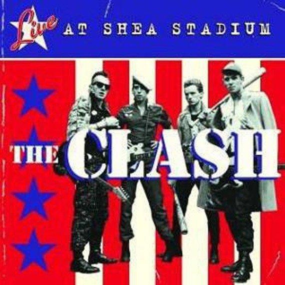 THE CLASH : LIVE AT SHEA STADIUM (CD)