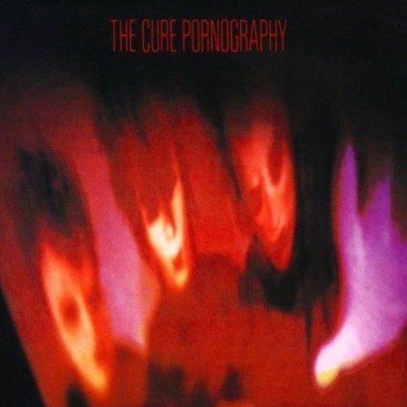 THE CURE: PORNOGRAPHY (LP VINYL)