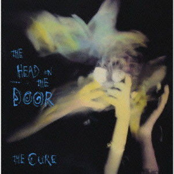 THE CURE : THE HEAD ON THE DOOR (SHM-CD) JAPAN