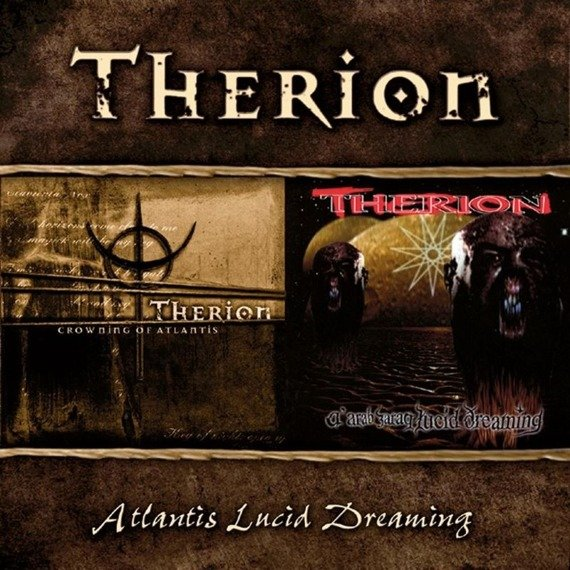 THERION: ATLANTIS LUCID DREAMING (CD)