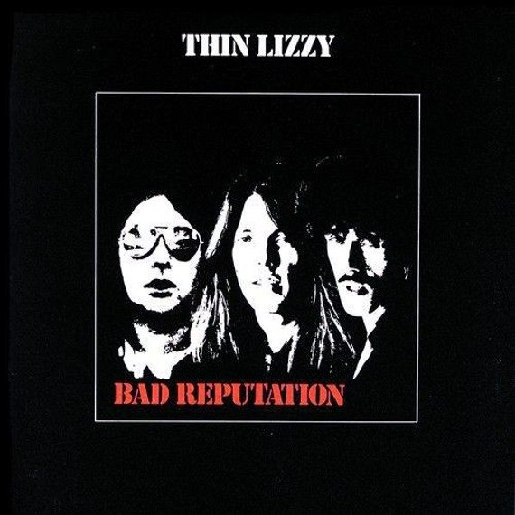 THIN LIZZY: BAD REPUTATION (CD)