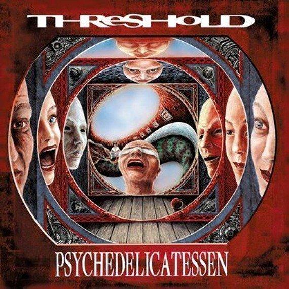 THRESHOLD: PSYCHEDELICATESSEN (CD)
