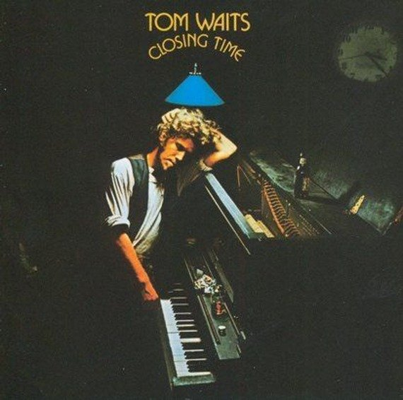 TOM WAITS: CLOSING TIME (CD)