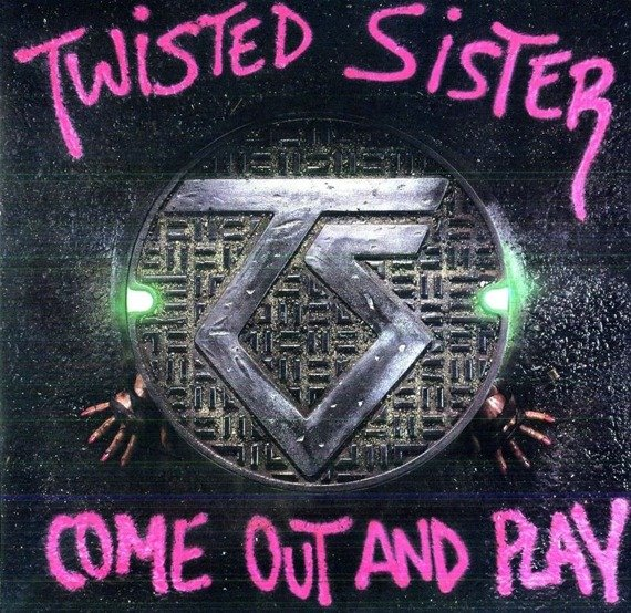 TWISTED SISTER: COME OUT AND PLAY (LP VINYL)