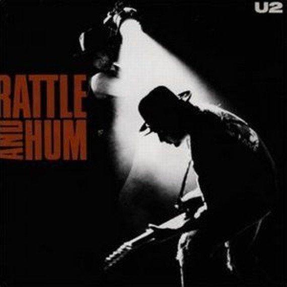 U2: RATTLE AND HUM (LP VINYL)