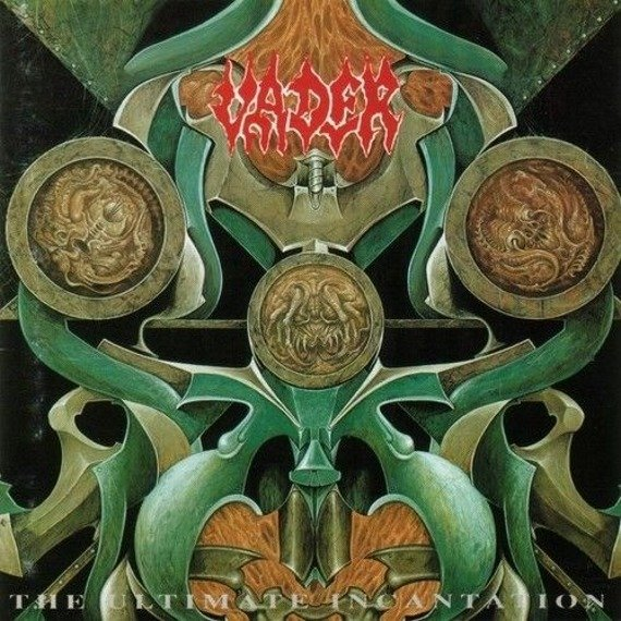VADER: ULTIMATE INCANTATION (CD)