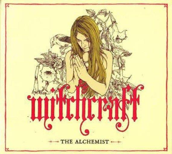 WITCHCRAFT: THE ALCHEMIST (CD)