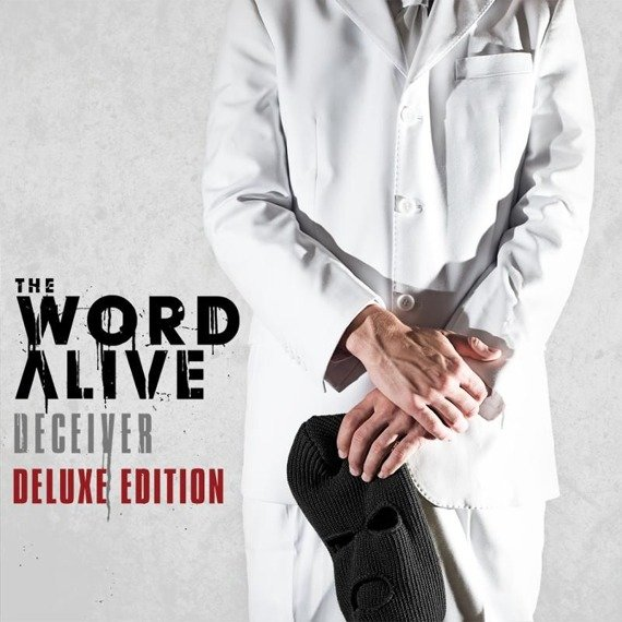 WORLD ALIVE: DECEIVER (CD)
