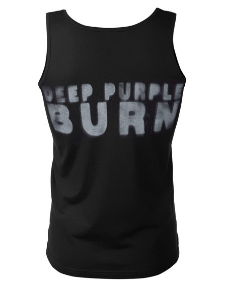bezrękawnik DEEP PURPLE - BURN