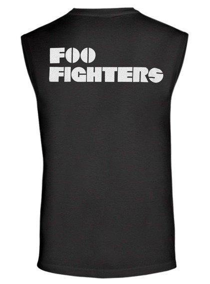 bezrękawnik FOO FIGHTERS - GREY WINGS