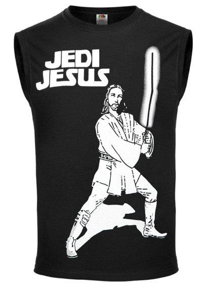 bezrękawnik JEDI JESUS