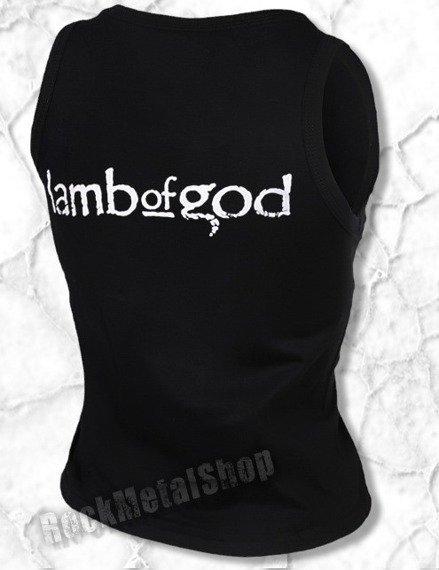 bezrękawnik dziewczęcy LAMB OF GOD