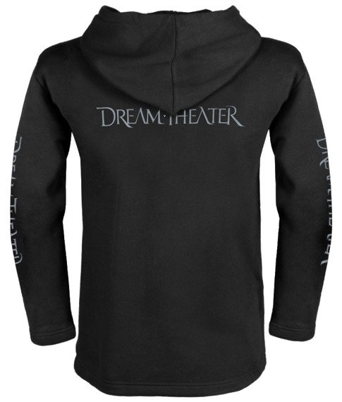 bluza DREAM THEATER czarna z kapturem