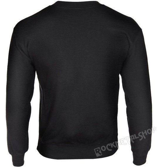 bluza IRON MAIDEN - LOGO, bez kaptura