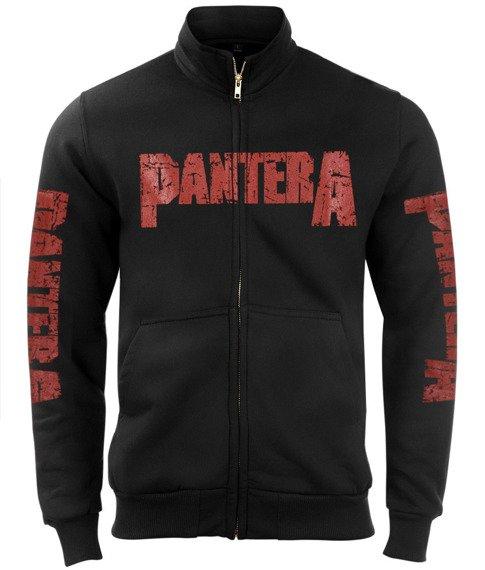 bluza PANTERA - MOUTH FOR WAR stójka, rozpinana