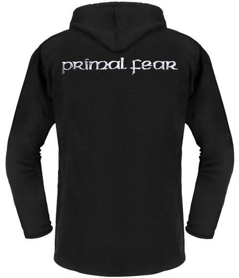 bluza PRIMAL FEAR - SEVEN SEALS czarna, z kapturem