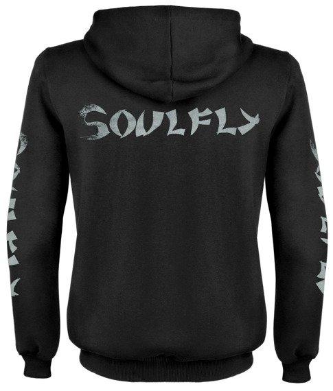 bluza SOULFLY - SAVAGES rozpinana, z kapturem