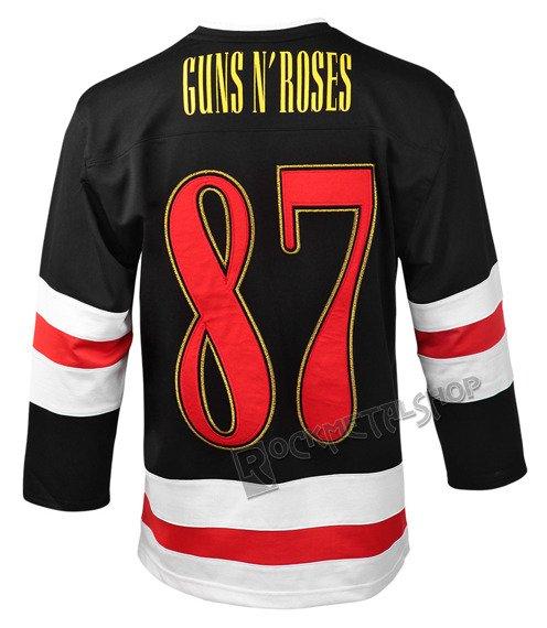 bluza hokejowa GUNS N' ROSES - CROSS