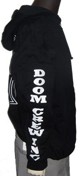 bluza rozpinana z kapturem BLACK LABEL SOCIETY - DOOM CREW